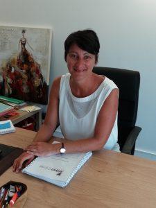 Sylvie Gaboreau Coach Cholet